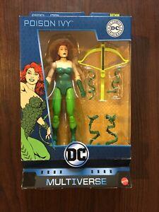 "NEW 2019 DC Comics Multiverse Originals 6/"" POISON IVY Batman 80 th Years Mattel"