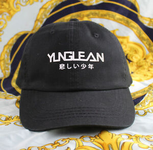 Yung Lean 6 Panel Cap hat 5 palace vtg polo dad strapback NEW  99dee373213