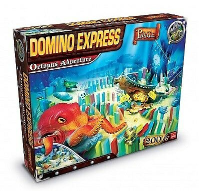 Goliath - - - Domino Express Pirate   Octopus Adventure 368ece