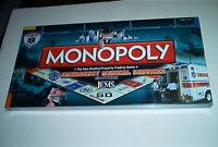 Monopoly Emergency Medical Services Emt Board Game Factory Sealed Brand