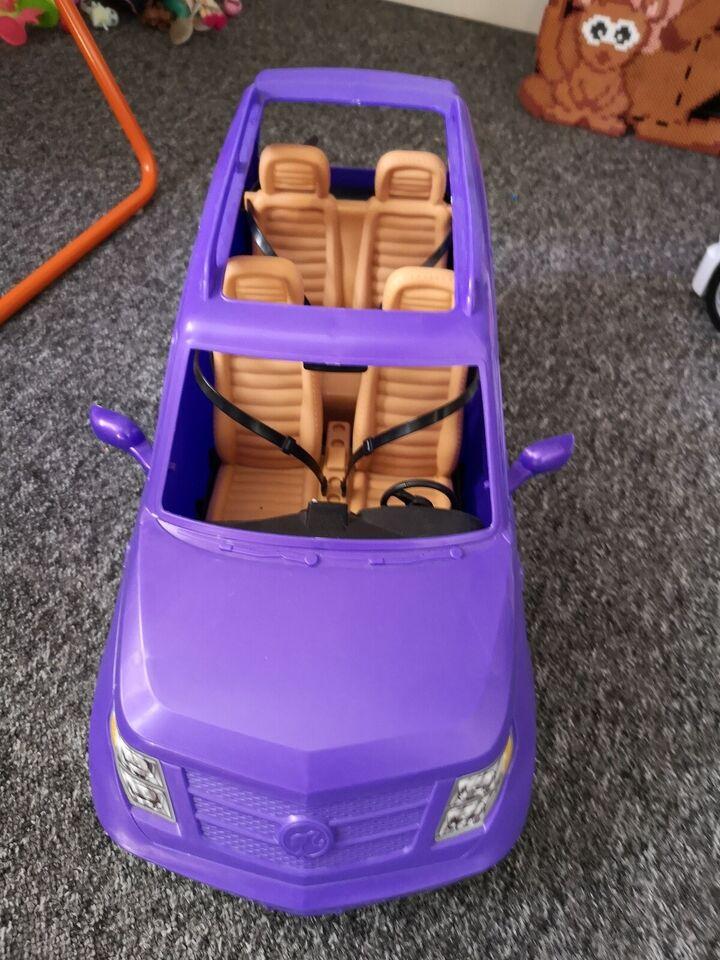 Barbie, Barbie bil