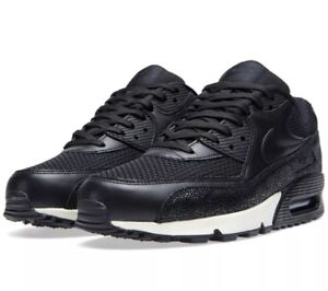 Nike Air Max 90 Leather PA Stingray Pack Black Sea Glass SZ 14 ... 77dd9c173fd0c