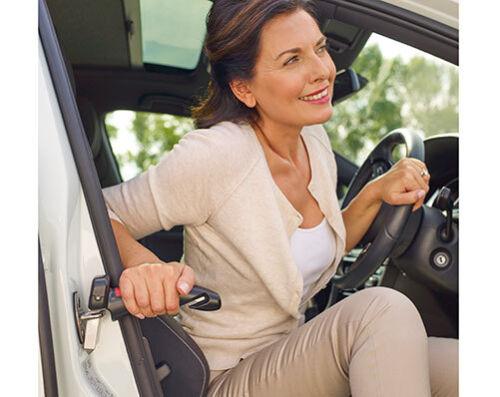 aiuto disabili torcia elettrica di sicurezza MANIGLIA di accesso Auto /& Interruttore di vetro