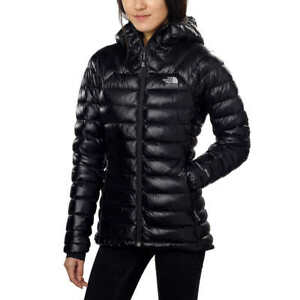 3ce3935d8 Details about NWT Women's Black TNF The North Face Summit L3 Down 800 fill  Jacket Size Large