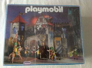Playmobil-castle-house-knights-3666-3667-3665-3450-3446-3445-3448-3441-new