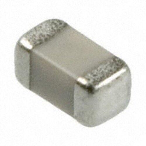 100pcs YAGEO 0603 Size 18pF 50V 1/% NPO Ceramic Capacitor CC0603FRNP09BN180