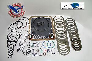 4L60E Rebuild Kit Heavy Duty HEG LS Kit Stage 2 w//3-4 PowerPack 1997-2003