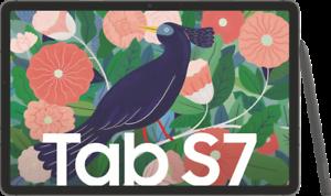 Samsung Galaxy Tab S7 128GB Wi-Fi T870 Tablet Android Mystic Black NEU