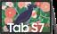 Indexbild 1 - Samsung Galaxy Tab S7 128GB Wi-Fi T870 Tablet Android Mystic Black NEU