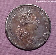 1804 rey Jorge III Banco de Inglaterra dólar-buen grado y tonificar