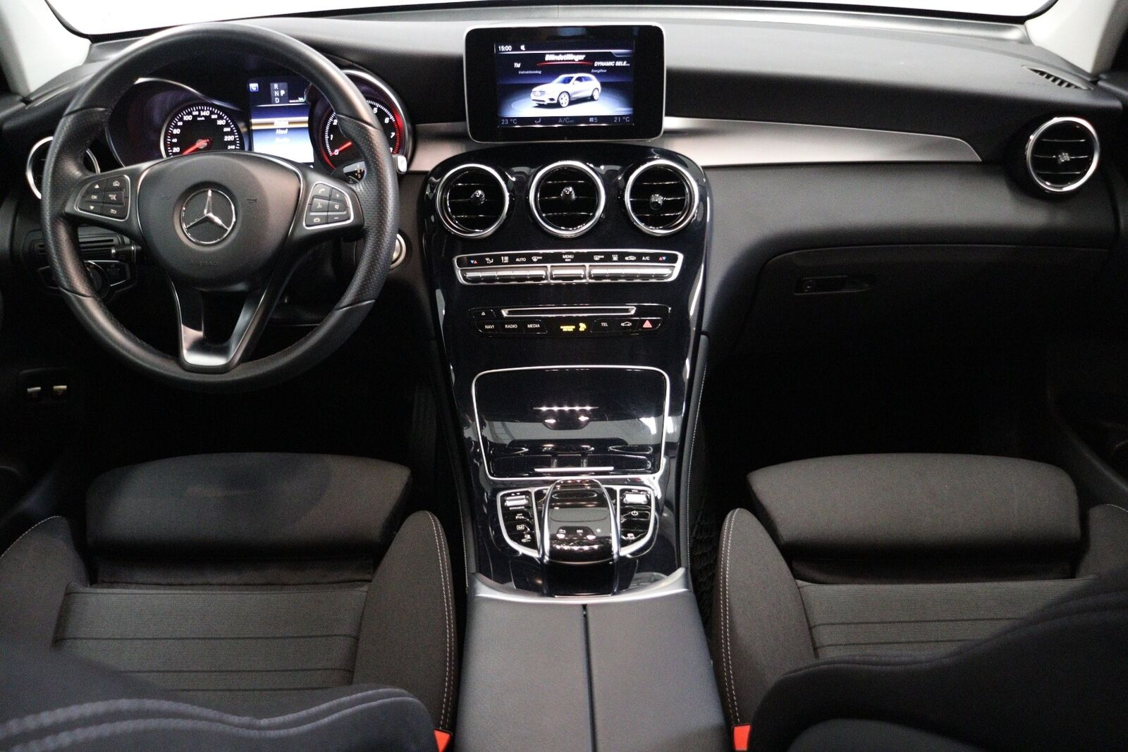Mercedes GLC350 e Exclusive aut. 4-M