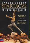 Spartacus The Bolshoi Ballet KLINICHEV 0044007433034 DVD Region 2