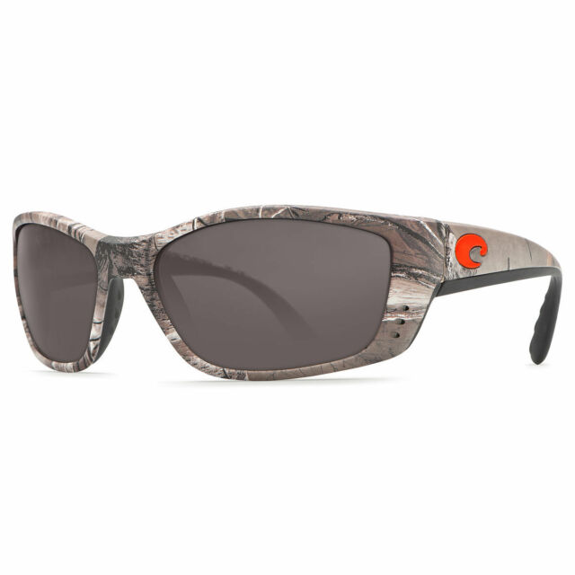 a39faffb902 Costa Del Mar Fisch FS 69 Realtree Xtra Camo Sunglasses Grey 580p ...
