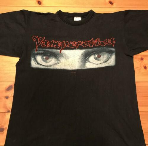 Cradle Of Filth - 1996 Vamperotica Shirt XL | Type