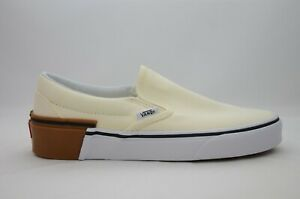 Vans-Classic-Slip-On-Gum-Block-Men-039-s-Size-5-5-10-5-New-in-Box-VN0A38F7U59