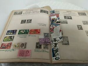 Selection Vintage Stamps