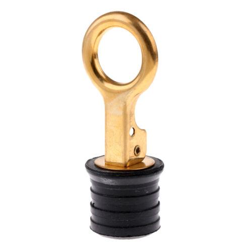 1x Ablassschraube 30 mm Lenzstopfen zum Einschrauben