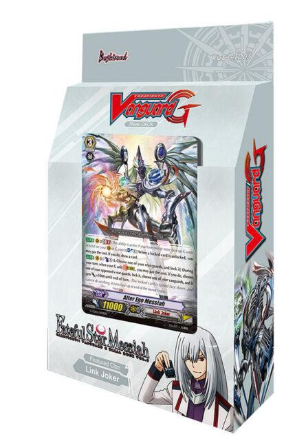 vanguard g deck  Buy Cardfight Vanguard Fateful Star Messiah Trial Deck 5 English ...