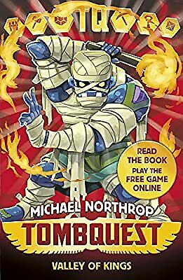 Valley of Kings (TombQuest), Northrop, Michael, Used; Very Good Book