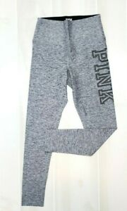 Pants Leggings Taille Secret High Pink Grijs Ultimate Medium M Vs Victoria's Rise O46wqp
