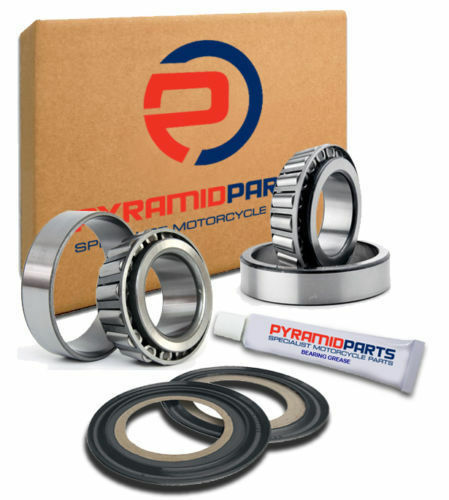 Steering Head Stem Bearings & Seals for Kawasaki Z305 A GP 1983