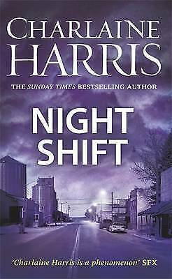 1 of 1 - Night Shift by Charlaine Harris (Paperback, 2016)