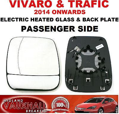 New Vauxhall Vivaro II N//S Rear Corner Bumper in Black Left UK passenger 2014/>/>