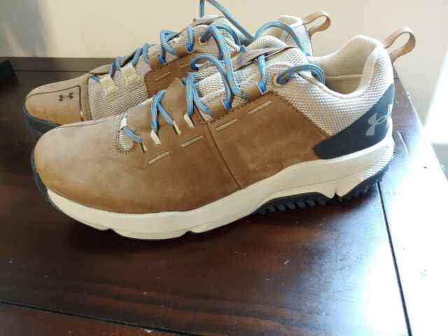 3edcaf52505 Under Armour Men's Culver Low Waterproof Hiking Shoe Size 9.5 Brown