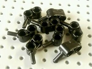 LEGO® Black Technic Liftarm 1 x 2 with Bar Part 85940