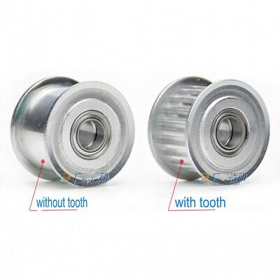 3M Idler Timing Pulley Bearing 15T-60T Tooth for 11//16mm Timing Belt 3D Printer