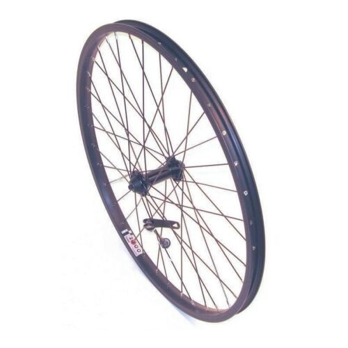 StaTru//Osco 24X1.50 St1 Alloy Front Wheel Q//R Bbb