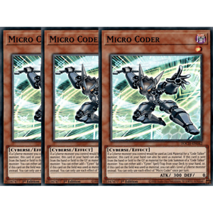 x3 micro coder TOCH-EN042 super 1st
