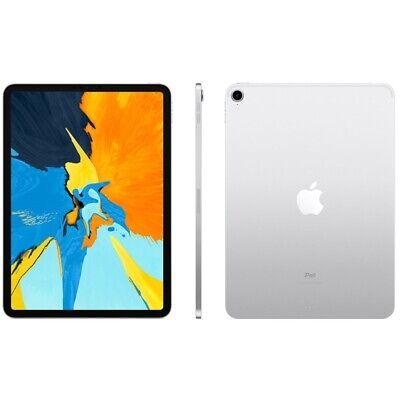 Adaptable Apple Ipad Pro (2018) 11 Zoll Wifi 512gb Silber Retina Display Tablet Ios Neu Esthetisch Uiterlijk