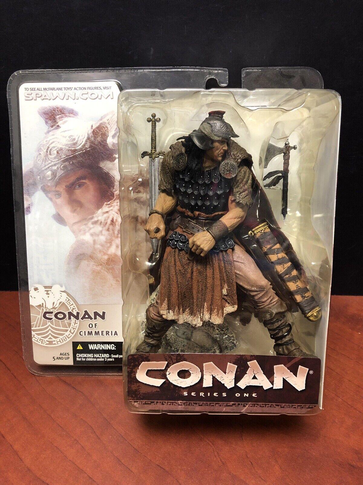 Mcfarlane Spawn Conan de Cimmeria serie una figura Tamp 0053