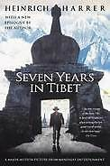 Seven Years in Tibet by Heinrich Harrer (Paperback, 1997), Like new, free post