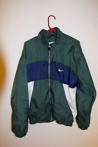 nike coat green