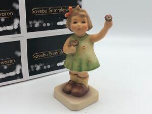 Hummel-Figurine-793-Herzlich-Willkommen-4-1-8in-1-Choice-Top-Zustand