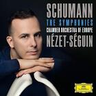 Schumann: Sinfonien 1-4 von COE,Yannick Nezet-Seguin (2014)