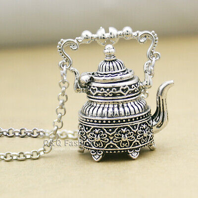 Pot Fashion Jewellery Necklace = Tea