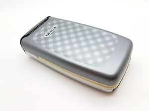 Raro-Nokia-2650-Plata-Gris-Desbloqueado-Telefono-Movil