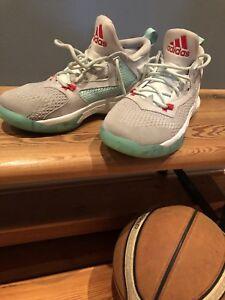 Details zu Adidas B72775 Dame Lillard 2 Schuhe Basketball Sneaker 40 23 UK13 Weiß *rar*