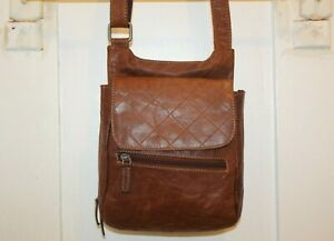 JACK-GEORGES-Hand-Stained-Buffalo-Leather-Voyager-Shoulder-Crossbody-Bag-Purse