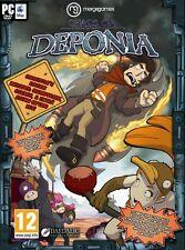 En el caos deponia (Pc Dvd) Nuevo Y Sellado