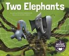 Two Elephants by Steven Anderson (Mixed media product, 2016)