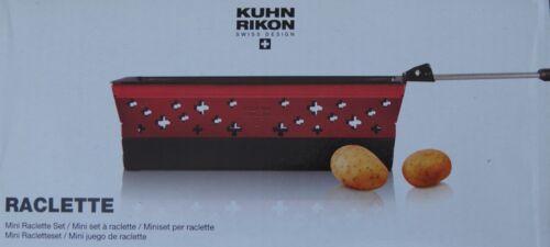 Kuhn Rikon Mini Raclette Set rot 32106
