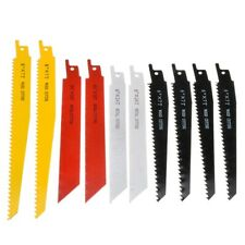 """Bosch 5pcs 4/"""" Sabre Saw Blades S422BF 2608656253 Flexible for Metal Cutting"""