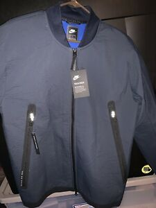 Nike NSW Tech Pack Woven Track Jacket Size L Tech Fleece ...