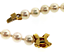 3600-Tiffany-amp-Co-18K-Gold-Akoya-Pearl-Strand-Signature-X-18-034-Necklace-w-Case thumbnail 6