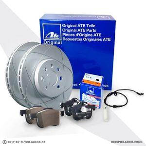 ATE-POWERDISC-312mm-CERAMIC-VORNE-AUDI-A3-TT-8L-8N-VW-BORA-GOLF-4-POLO-9N-GTI