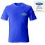 Officiel-Ford-Motor-Company-logo-sur-la-poche-tee-shirt-Homme miniature 6